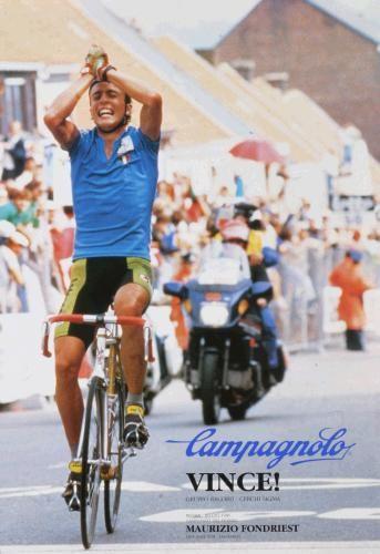 Fondriest / Campagnolo advert
