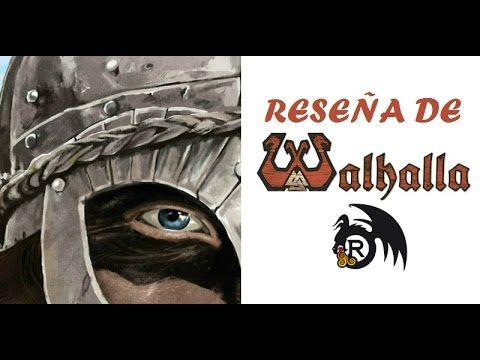 Reseña de Walhalla, el juego de rol de la plena Edad Media