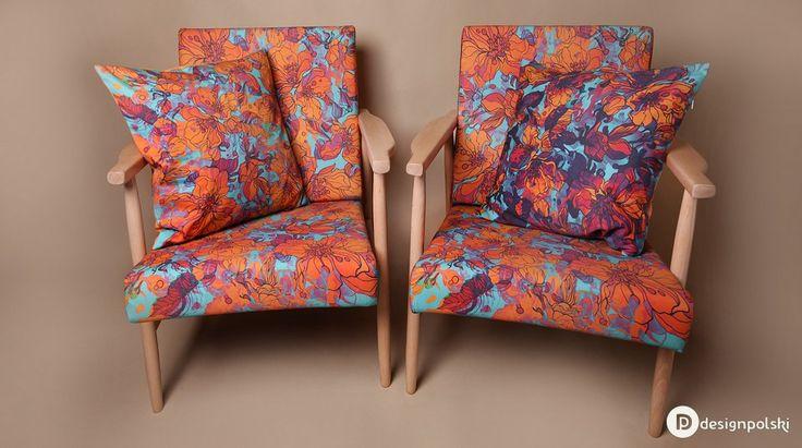 Fotele .LENIWIEC. projekt DesignPolski www.designpolski.com https://www.facebook.com/designpolski.sklep