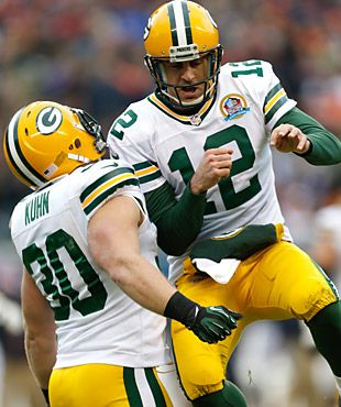 Aaron Rodgers signs new Green Bay Packers contract '13-highest paid ever- NFL.com