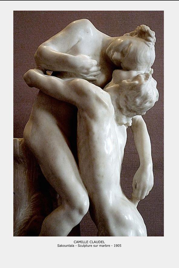 Camille Claudel : Petite Châtelaine de la Piscine. Sculpture