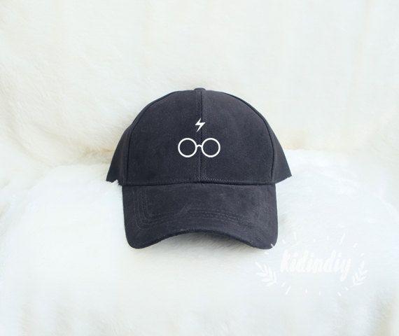 Harry Potter Baseball Caps Hogwarts Caps Identity Harry Hats Embroidered Unisex Baseball cap
