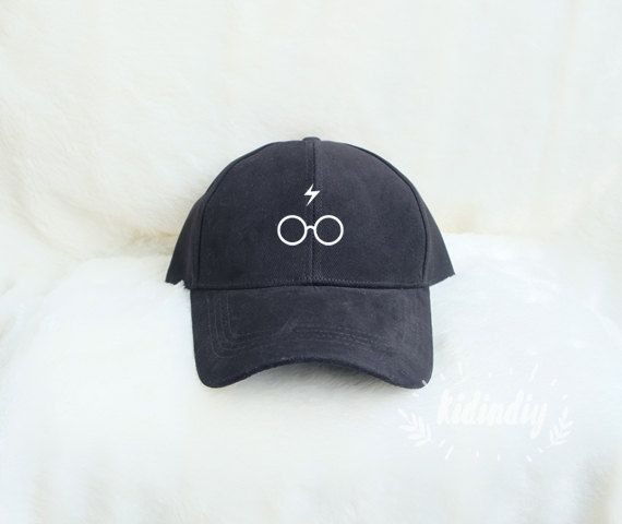 Harry Potter Baseball Caps Hogwarts Caps Identity Harry Hats Embroidered Unisex Baseball cap