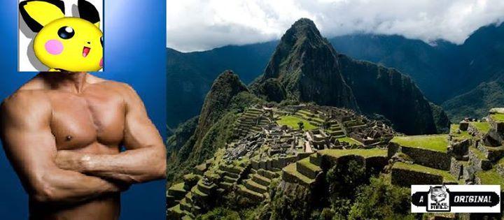 Who would win in a fight? Macho Pichu or Machu Picchu