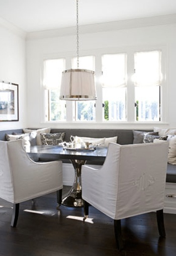 158 Best Dining Room Banquette Images On Pinterest