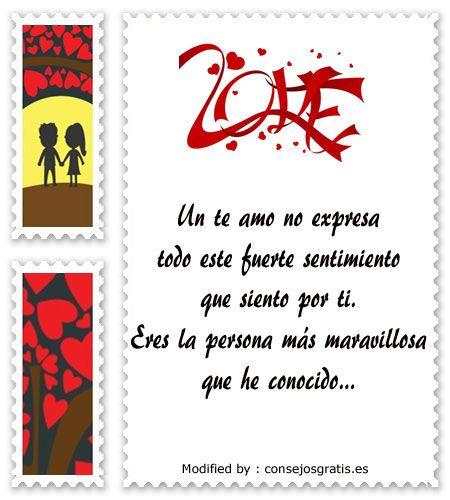 mensajes de amor bonitos para enviar,buscar bonitos poemas de amor para enviar : http://www.consejosgratis.es/frases-de-amor-para-tu-pareja/