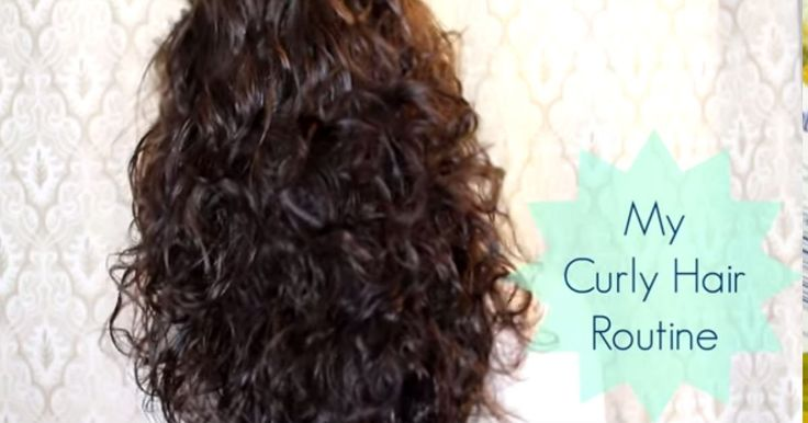 Perfect Curls With Overnight T-Shirt Hack!