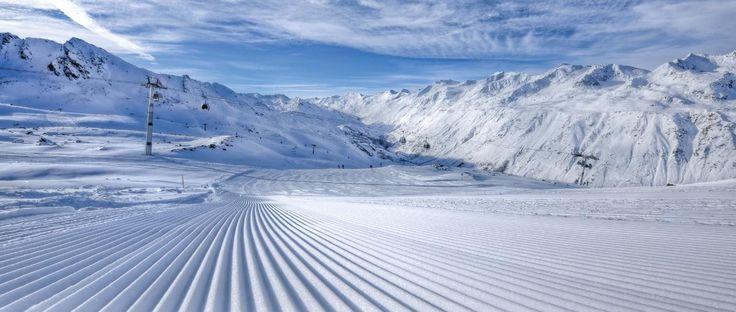 Winterzauber in Obergurgl-Hochgurgl