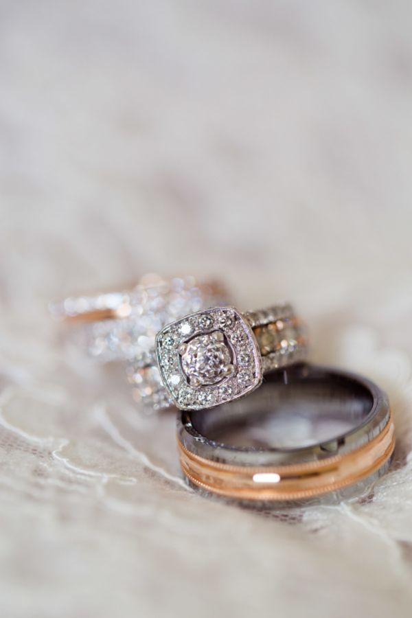 Wedding rings, diamond, alliances de mariage, wedding band, wedding day, wedding photographers, bagues de mariage