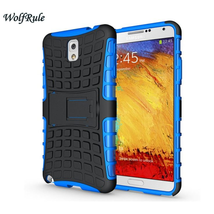 For Case Samsung Galaxy Note 3 Cover Soft TPU +Hard Plastic Stand Case For Samsung Galaxy Note 3 Case N9000 For Samsung Note 3