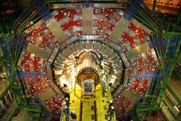 Así se busca materia oscura con la máquina más sofisticada del mundo