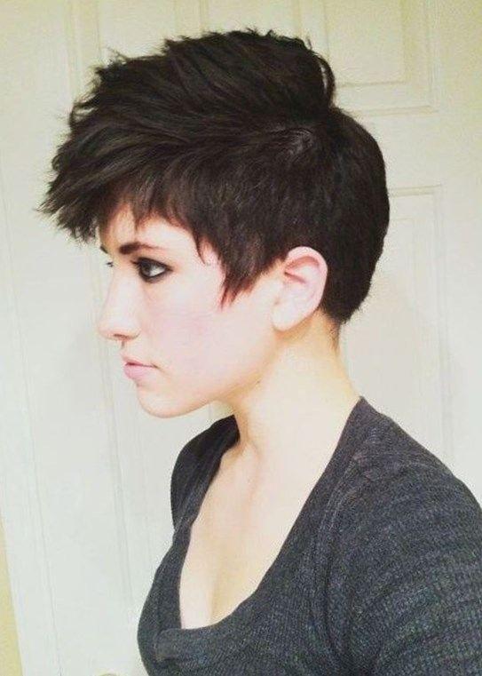 short punk haircuts ideas