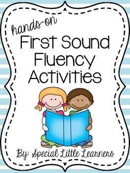 First sound fluency is an important skill for all beginning readers. In this pack are three activities to help your students improve in this skill.In the first activity, students match the picture with the letter of its first sound.In the second activity, students clip the correct letter that matches the pictures first sound.In the third activity, students write the missing first letter for the picture.When your students are reading to begin their study of CVC words, check out my CVC Word ...
