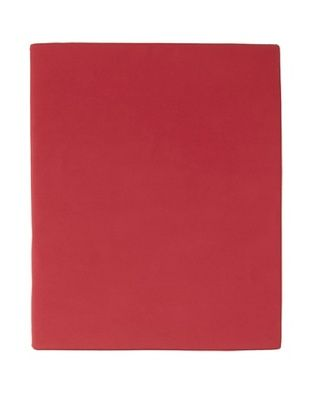 71% OFF Sonia Rykiel Maison Plain Griotte Fitted Sheet