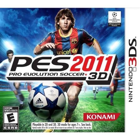 Pro Evolution Soccer 2011 (Nintendo 3DS) | #Nintendo3DS-2DS #VideoGames