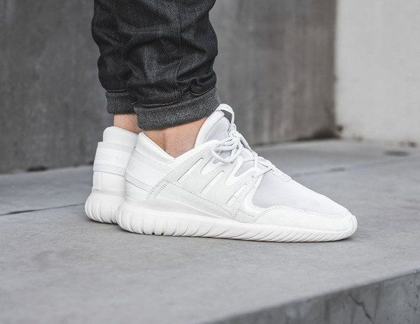 Adidas Tubular Viral Sneakers in Chalk Glue Store