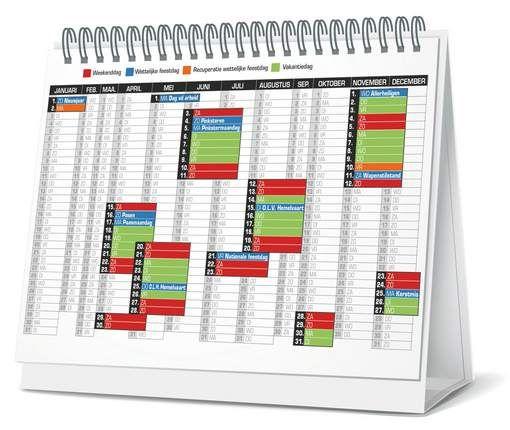 Zo maak je van 26 vakantiedagen 65 vrije dagen - HLN.be