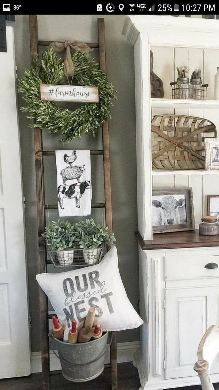 78 Rustic Farmhouse Living Room Design and Decor Ideas for Your Home