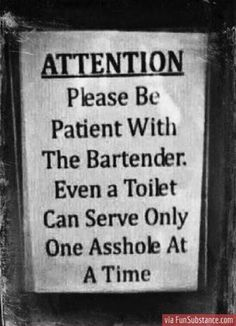 BARTENDER QUOTES PINTEREST image quotes at relatably.com