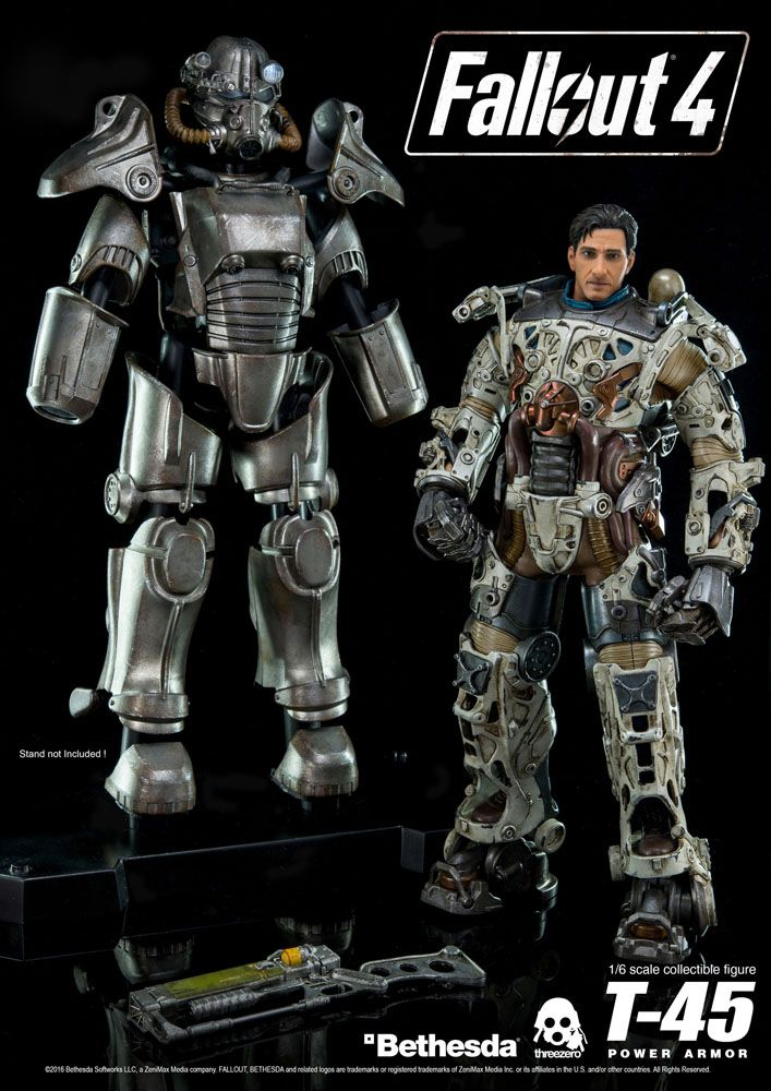 Threezero 1/6 Fallout 4 T-45 Power Armor