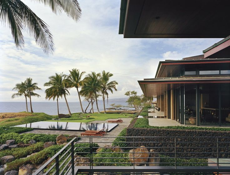 Attractive Ocean House In Hawaii Big Island By Olson Kundig Architects Design