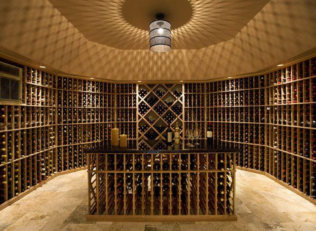 1000 id es sur le th me cave vin moderne sur pinterest. Black Bedroom Furniture Sets. Home Design Ideas
