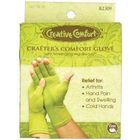 Dritz Crafters Comfort Glove-MediumComforters Glovelarg, Creative Comforters, Crafter Comforters, Hobbies Safety, Comforters Crafter, Dritz Crafter, Comforters Glovesm, Comforters Glovemedium, Cleaning Supplies