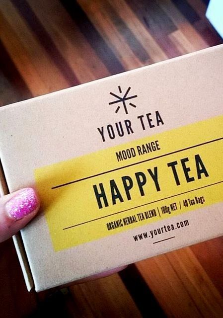 HAPPY TEA  by Your Tea   traditionally my ingredients have been used to assist with:  increasing mood calming digestion alleviating stress easing anxiety