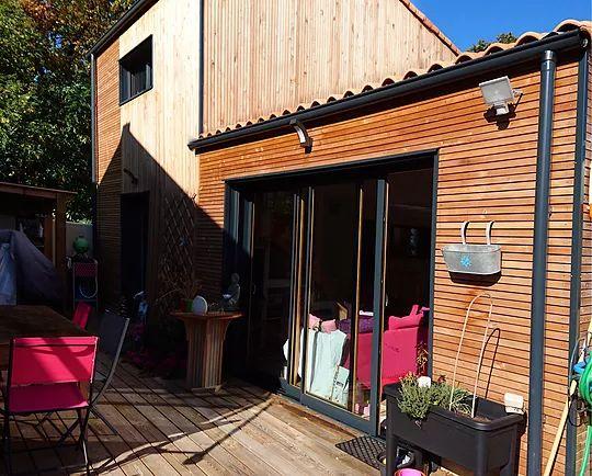 61 best Construction Maison Bois - Plein pieds images on Pinterest