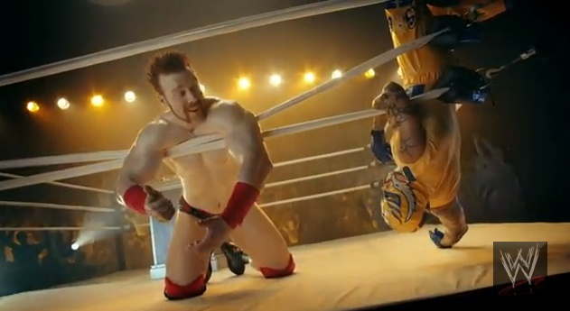 Sheamus & Rey Mysterio | WWE | Pinterest | Wwe toys, WWE ...