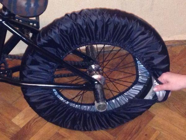 Чехлы на колеса велосипеда, чехлы на колеса велосипеда оптом