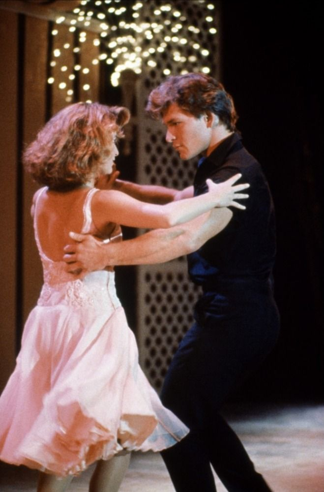 Dirty Dancing - Jennifer Grey - Patrick Swayze Image 2 sur 8