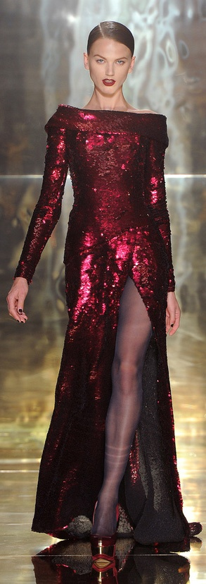 ✜ Georges Chakra 2013 ✜ http://en.vogue.fr/defiles/fall-winter-2012-2013-paris-georges-chakra/6474/diaporama/show-6/9318/pag #MACxNastyGal