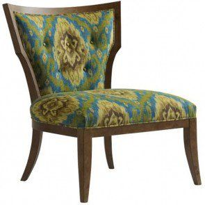 Buy The Highland House Cleo Accent Chair HH 1097 At Carolina Rustica