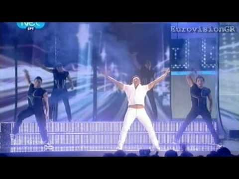 http://esc-gr.blogspot.com/2009/05/greece-sakis-rouvas-this-is-our-night.html  for full article with pics, lyrics, bio  ----------------------  EUROVISION 2009 GREECE  -SAKIS ROUVAS -THIS IS OUR NIGHT -HQ STEREO    PERFORMER: SAKIS ROUVAS    SONG TITLE: THIS IS OUR NIGHT    SONG WRITER(S): GRAIG PORTEILS & CAMERON GILES-WEBB    SONG COMPOSER(S):...