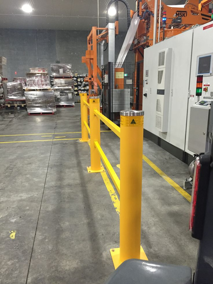 The recent implementation of Protective Safety Barriers at Parmalat is a fine example of how Australian Bollards can offer premium warehouse security. Parmalat, Australia's leading dairy company responsible for popular brands like Pauls, Oak and Ice Break, requires the very best in warehouse protection and this is exactly what they've got from Australian Bollards.  #australianbollards #parmalat #protectivesafetybarrier
