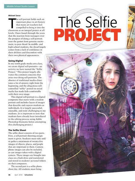 SchoolArts Magazine - APR 2014