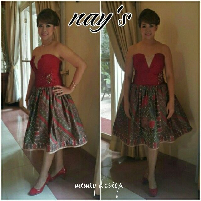NAY'S indonesian ethnic dress Kebaya Customize Batik & Ethnic Wedding & Party  Embroidery & Applique Family, Couple, Mom & Girl Dress  Jkt - Sub LINE naysdress | WA +6287888522083 _________________________________________________________