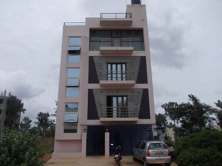 5BHK Independent House for Rent at Jakkur - Bangalore