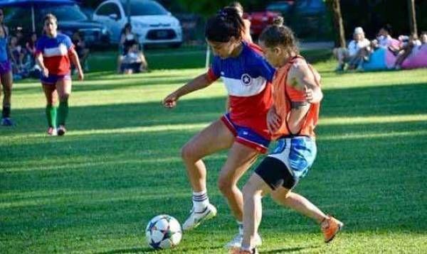 En San Isidro se realizará un torneo de fútbol femenino a beneficio de ACIAPO
