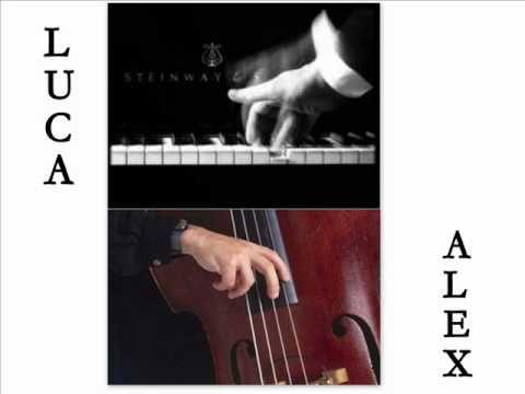 E la chiamano estate - Luca e Alex (pianoforte e contrabbasso)