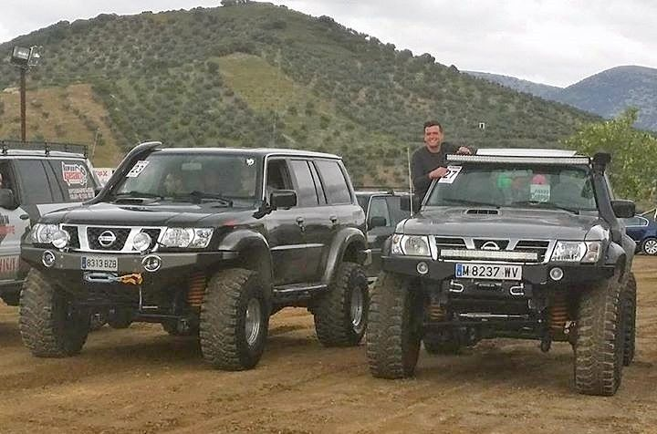 Big Nissan Patrol Gr Y61 Spain