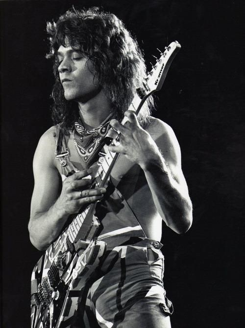 """""""@jimhudson36: KING EDWARD is in the zone. #EddieVanHalen @unchained84 @GregRenoff @romy001 @hkcollectibles @Jay2943 """""""