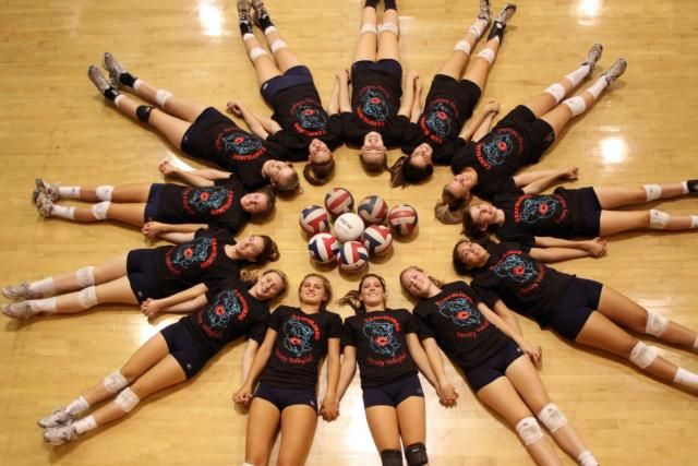 Image detail for -volleyball plain volleyball ready position volleyball sayings