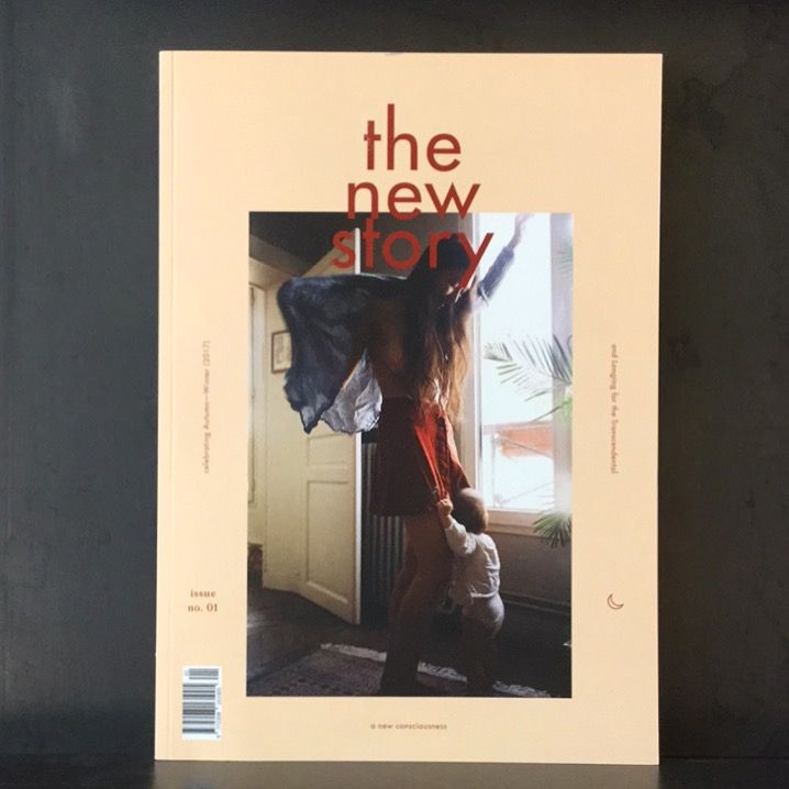 The New Story magazine issue 01