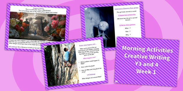 a creative essay about morning routine Creative writer worksheet – writing routine (pdf) whether you're a morning person or not, you probably have a routine you go through every day why not add some.