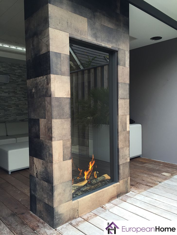 Sky Tunnel By Element4 Gas Fireplace Fireplace Propane Fireplace