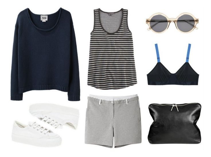 Tomboy Fashion Style Outfit