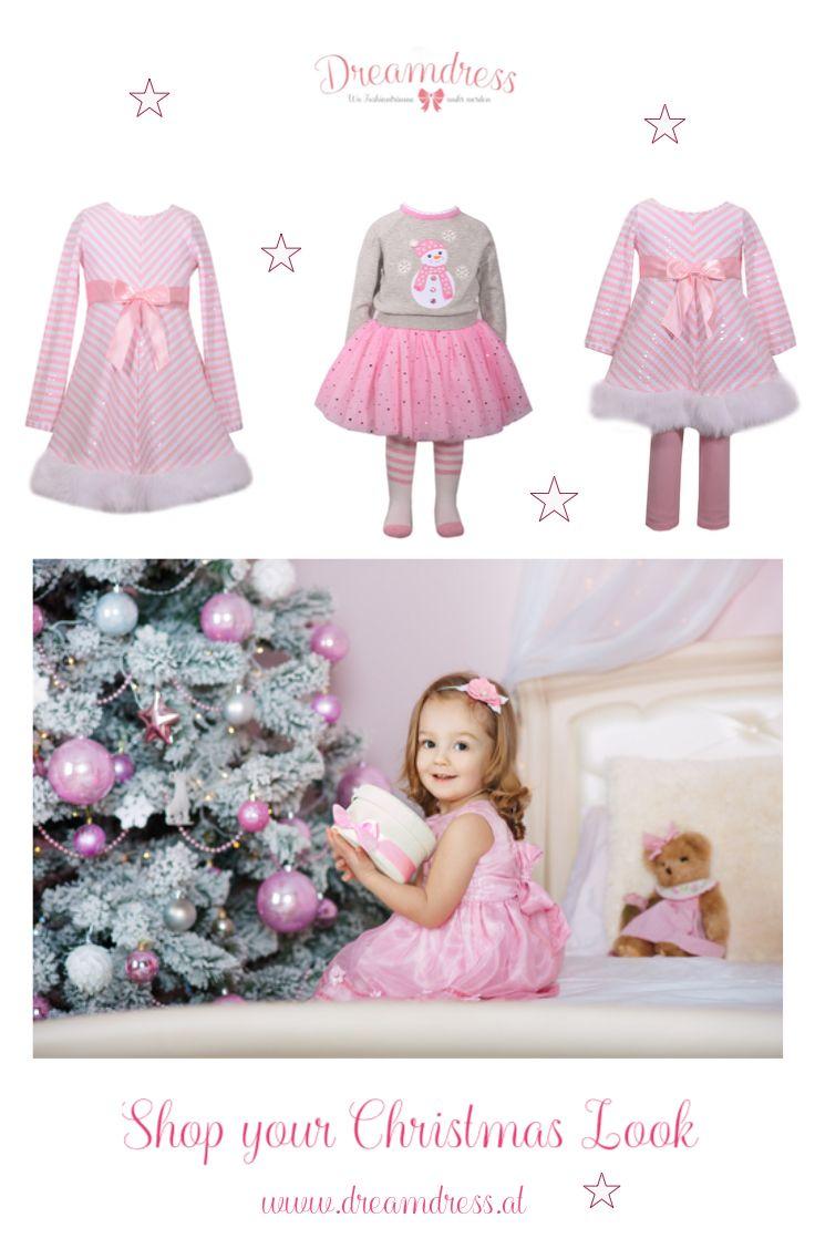 Top Looks für modische Mädchen findet Ihr aus dreamdress.at. #mädchenmode, #babymode, #festtagsmode, #partydress, #littleDiva, #littleFashionista, #SantaLooks