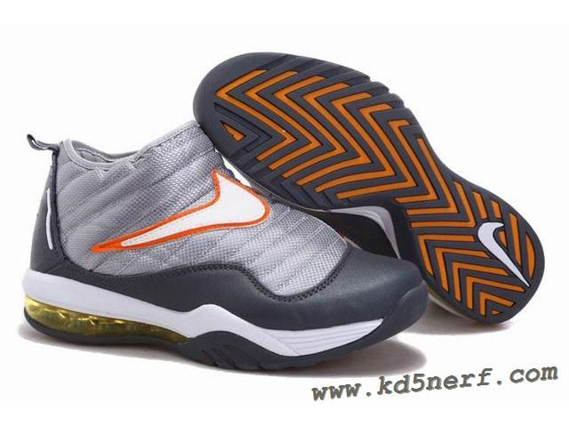 best service feddc d4851 Nike Air Max Shake Evolve Reborn Gray Silver Orange ...